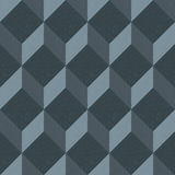 Abstract geometric background seamless pattern. Stock Images