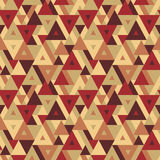 Abstract geometric background - seamless  pattern for presentation, booklet, website and other design project. Stock Photo