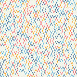 Abstract geometric background. Seamless pattern. Royalty Free Stock Photo