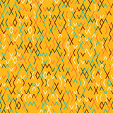 Abstract geometric background. Seamless pattern. Royalty Free Stock Photography