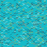 Abstract geometric background. Seamless pattern. Stock Photography