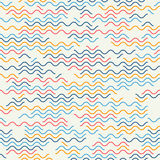 Abstract geometric background. Seamless pattern. Royalty Free Stock Photos