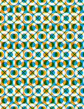 Abstract geometric background, seamless pattern, vector backgrou Royalty Free Stock Photo