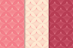 Abstract geometric background. Seamless pattern Stock Photography