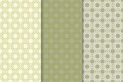 Abstract geometric background. Seamless pattern Stock Photo
