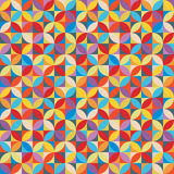 Abstract geometric background. Seamless vector pattern Stock Images
