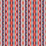 Abstract geometric background. Seamless vector pattern Royalty Free Stock Photography