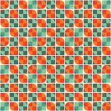 Abstract Geometric Background - Seamless Vector Pattern Royalty Free Stock Photography
