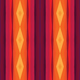 Abstract geometric background. Seamless vector pattern. Ethnic carpet pattern Royalty Free Stock Photography