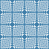 Abstract geometric background. Seamless wavy Royalty Free Stock Photo