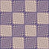 Abstract geometric background. Seamless wavy Stock Photo