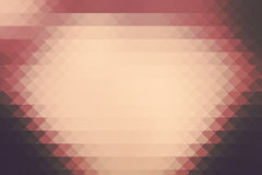 Abstract geometric background. Shapes and lines Stock Photos