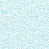 Abstract geometric background with spheres. Abstract blue geometric background with spheres. Abstract stylish seamless pattern Royalty Free Stock Photos