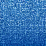 Abstract geometric background of squares in blue gradient Stock Images