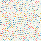 Abstract geometric background. Seamless pattern. Stock Image