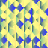 Abstract geometric background from triangle shapes Stock Photos