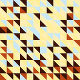 Abstract geometric background from triangle shapes Royalty Free Stock Photo