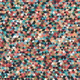 Abstract geometric background  triangles Royalty Free Stock Image