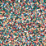 Abstract geometric background  triangles Royalty Free Stock Photo