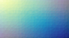 Abstract geometric background with triangular polygon, low poly Stock Photography