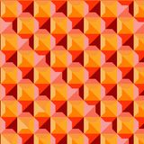 Abstract geometric background Vector Stock Image