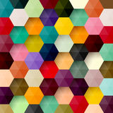 Abstract geometric background. Vector illustration Royalty Free Stock Photo