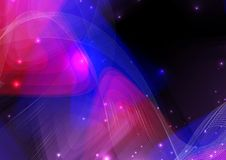 Abstract Geometric Background. Royalty Free Stock Images