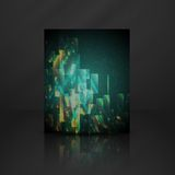 Abstract Geometric Background. Stock Image