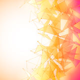 Abstract Geometric Background Royalty Free Stock Image