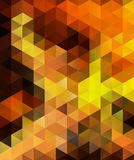Abstract geometric background Royalty Free Stock Photos