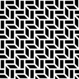 Abstract geometric black and white graphic design deco 3d stairs pattern. Background Stock Photo