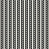 Abstract geometric black and white minimal graphic design print lines pattern. Background Stock Images