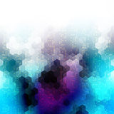 Abstract geometric Royalty Free Stock Images