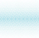 Abstract geometric blue gradient square halftone pattern Royalty Free Stock Photo