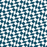 Abstract geometric blue minimal graphic design print checkered pattern Stock Images