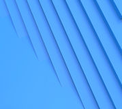 Abstract geometric Blue rhythm and Background Royalty Free Stock Image