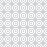 Abstract geometric circles simple graphic pattern. Background Stock Images