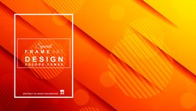 Cover or Flyer layout with Geometric colorful background with hi. Abstract Geometric colorful background with high saturated gradients and different geometrical vector illustration