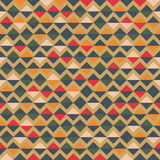 Abstract geometric colorful pattern Royalty Free Stock Images