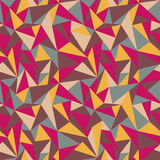 Abstract geometric colorful pattern Stock Photos