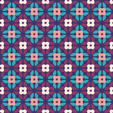 Abstract geometric colorful  pattern Stock Image