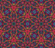 Abstract  geometric colorful seamless pattern. Festive Colorful Tribal ethnic seamless pattern ornamental. Geometric print Stock Image