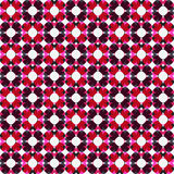 Abstract geometric colorful seamless pattern Royalty Free Stock Photos