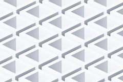 Abstract Geometric Cube Background. 3d Rendering Stock Photography