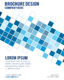 Abstract  geometric cubes background for your design. Vector ill Stock Photo