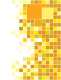 Abstract  geometric cubes background for your design Stock Photo