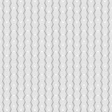 Abstract geometric curved lines pattern isolated on white color. Background. Vector illustration royalty free illustration