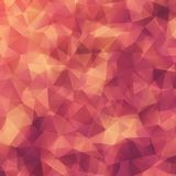 Abstract geometric design shape pattern. EPS 10 Royalty Free Stock Image
