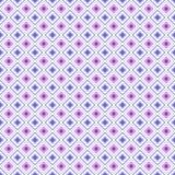 Abstract geometric diamond shape seamless pattern, vector Stock Photography