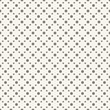 Abstract geometric dot seamless pattern Stock Photo